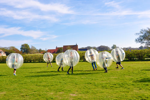Team - Bubbleball